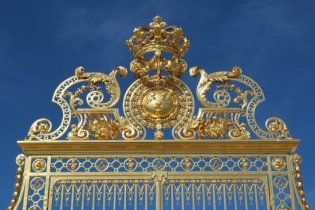 Royal Coat of Arms, Palace of Versailles