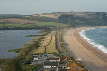 Slapton Sands and Slapton Ley, Torcross