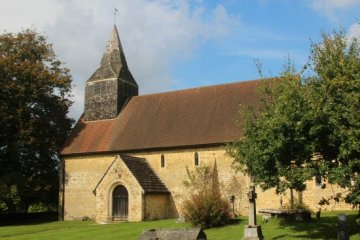 St. James Church, Abinger Common