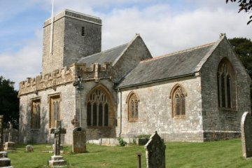 St. Michael's Church, Stinsford