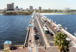St. Petersburg, from the Pier, Florida