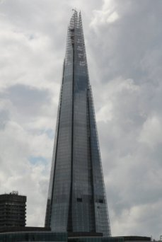 The Shard. London 2012 Olympic Games