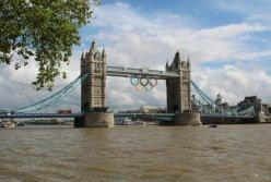 Tower Bridge. London 2012 Olympic Games