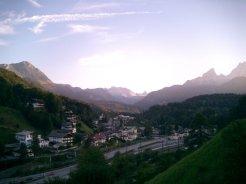 Watzmann Mountain, overlooking Berchtesgaden