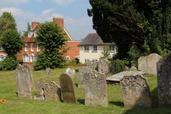 All Saints Churchyard, Odiham
