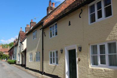 Cottages, Church Lane, Hambledon