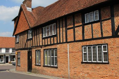 Kings Restaurant, corner of King Street and High Street, Odiham