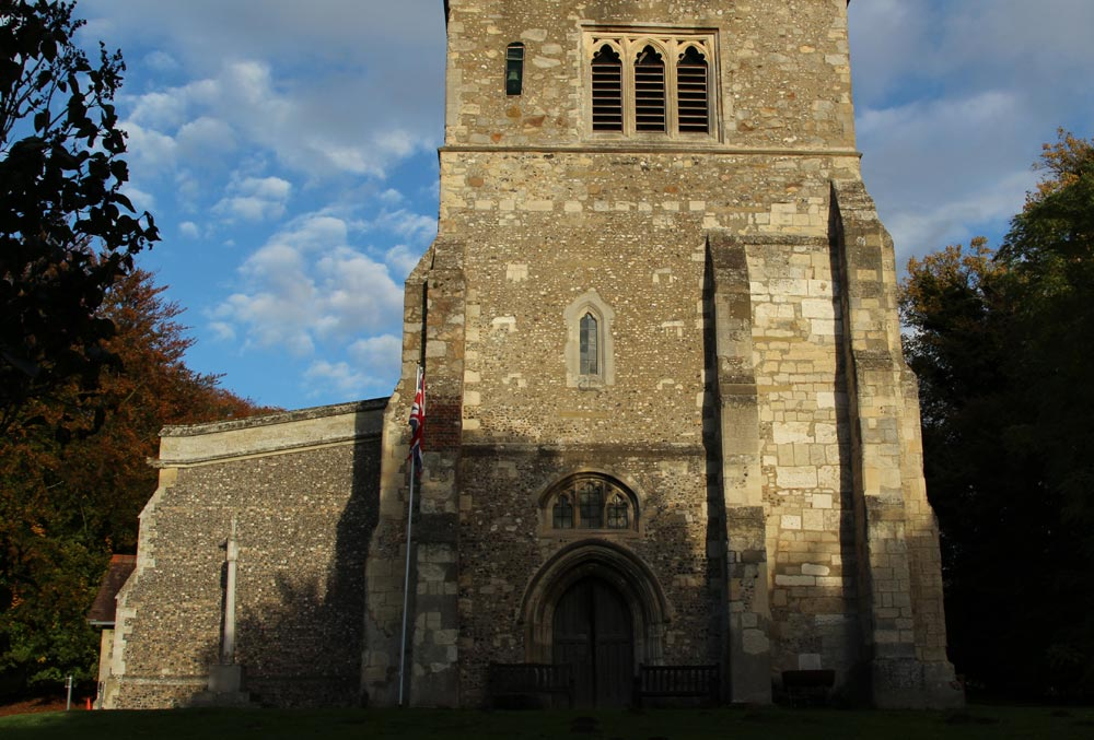 St. Peter and St. Paul Church, Great Missenden