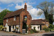 The Bat & Ball Inn, Hambledon