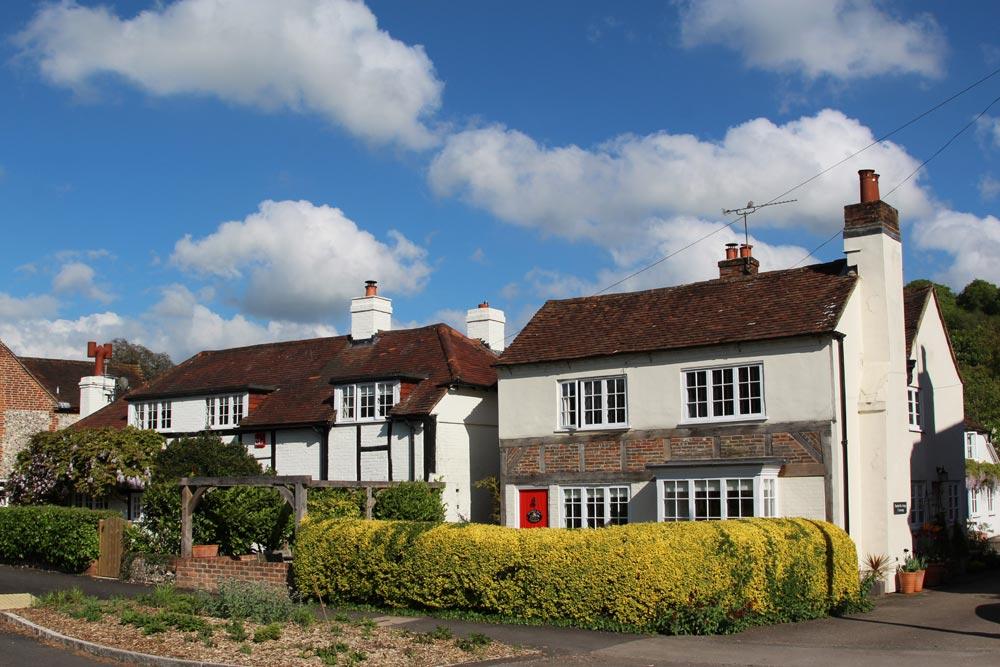 Tudor Cottage and Bumble Bee Cottage, Hambledon