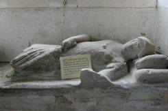 Aldworth Giant, Sir Philip de la Beche, St. Mary's Church, Aldworth