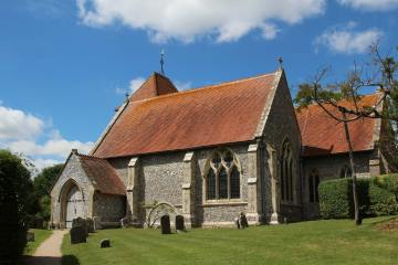 St. Mary's Church, Aldworth