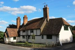 Isaacs and Butlers Cottage, Yattendon