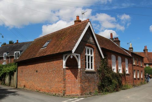 The Old School, Aldworth