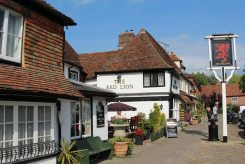 The Red Lion, Biddenden