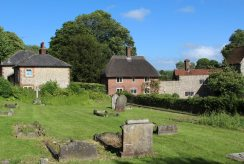 All Saints' Churchyard, East Meon