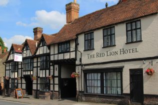 The Red Lion Hotel, High Street, Wendover