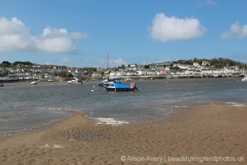 Appledore, across River Torridge, from Instow