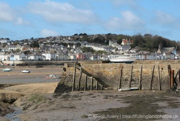 Appledore and Harbour Wall, Instow