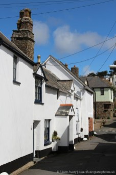 Cottages, Instow
