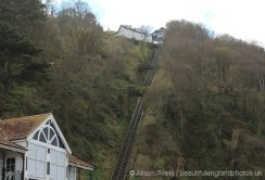 Lynton and Lynmouth Cliff Railway, Lynmouth