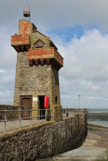 Rhenish Tower, Lynmouth