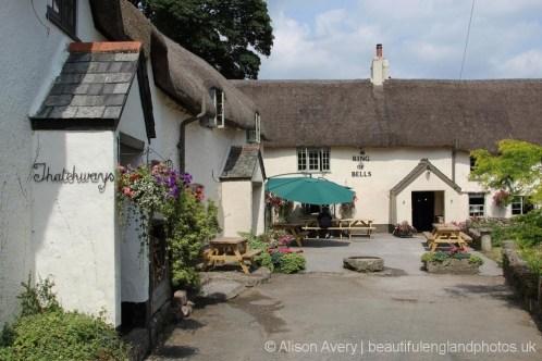 Ring of Bells Inn, North Bovey, Dartmoor