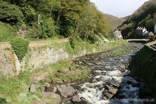 River Lyn, Lynmouth