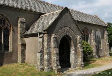 St. John the Baptist Church, North Bovey, Dartmoor
