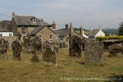 St. Michael's Churchyard, Chagford