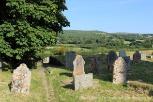 St. Pancras Churchyard, Widecombe-in-the-Moor