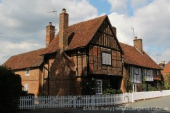 The Old Manor House and Manor Cottage, Stocks Road, Aldbury