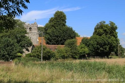 St. Dunstan's Church, Snargate, Romney Marsh