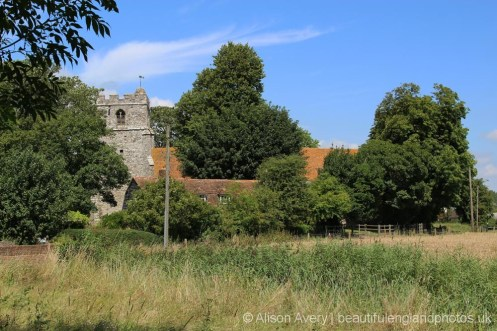 St. Dunstan's Church, Snargate, Romney Marsh