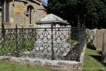 The Austen Family Tomb, St. Margaret's Churchyard, Horsmonden