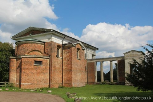 The Greek Revivalist Church, Ayot St. Lawrence