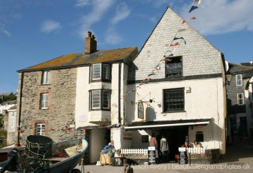 The Mote Restaurant, Fore Street, Port Isaac