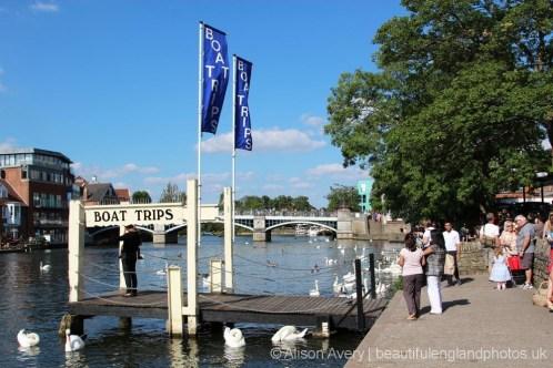 Boat Trips, River Thames, Windsor