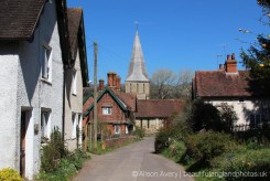 Church Hill, Shere