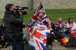 John Loughrey, The Queen's 90th Birthday, Windsor