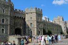 King Henry VIII Gateway, Windsor Castle, Windsor
