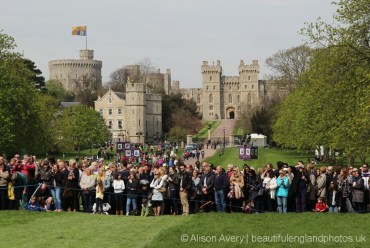 The Long Walk, The Queen's 90th Birthday, Windsor