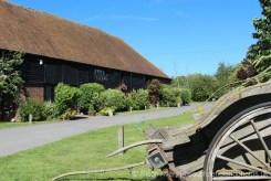 Cooling Castle Barn, Cooling