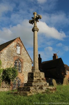 Memorial Cross, St. Mary Magdalene Churchyard, Cobham