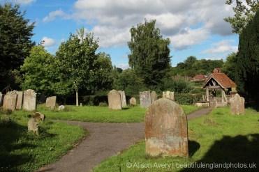 St. Martin's Churchyard, Brasted