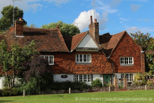 The Old Manor House, Village Green, Brasted