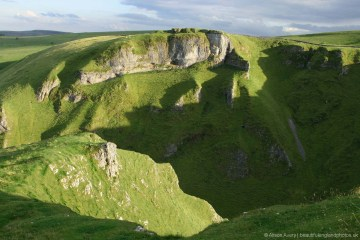 Winnats Pass, Castleton, High Peak