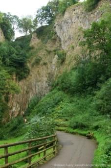 Path to Peak Cavern, Castleton