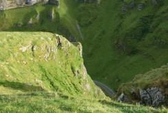 Winnats Pass, Castleton, High Peak