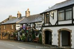 Ye Olde Cheshire Cheese Inn and September Cottage, How Lane, Castleton